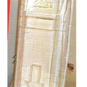 6 kg sammuttimen suojakaappi muovi