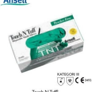 Ansell Touch N Tuff nitriilikäsineet