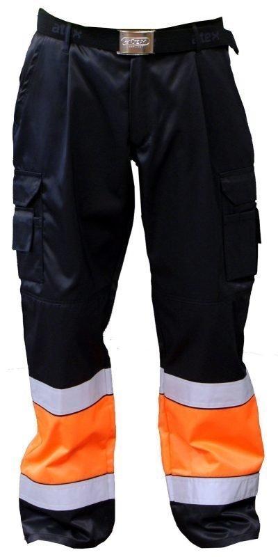 Atex Riipputaskuhousut Hi-Vis 3829