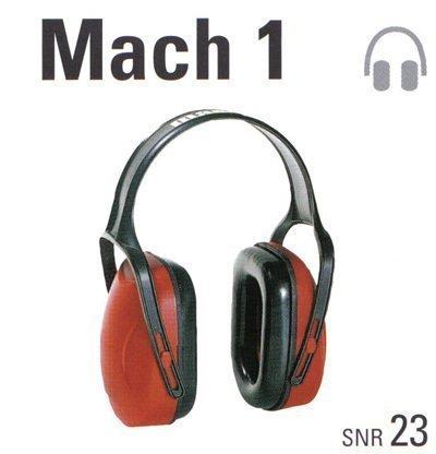 Bilsom Mach 1 kuulosuojain