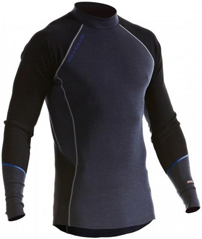 Blåkläder Aluspaita Warm harmaa/musta
