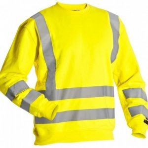 Blåkläder Collegepaita Multinorm Highvis keltainen