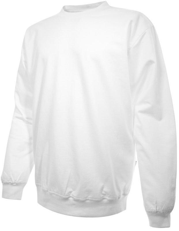 Blåkläder Collegepaita Valkoinen