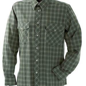 Blåkläder Flanellipaita Army green/Vihreä