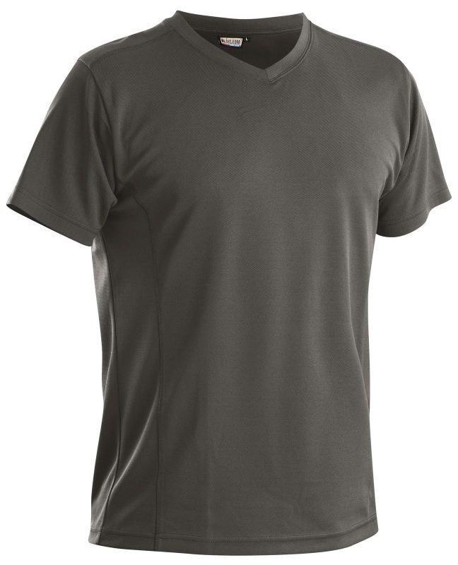 Blåkläder Functional T-paita UV-suojattu Army green