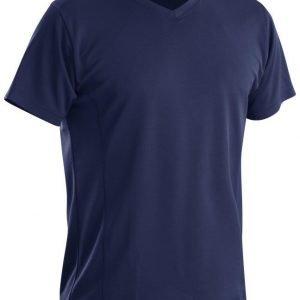 Blåkläder Functional T-paita UV-suojattu Mariininsininen