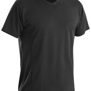 Blåkläder Functional T-paita UV-suojattu Musta
