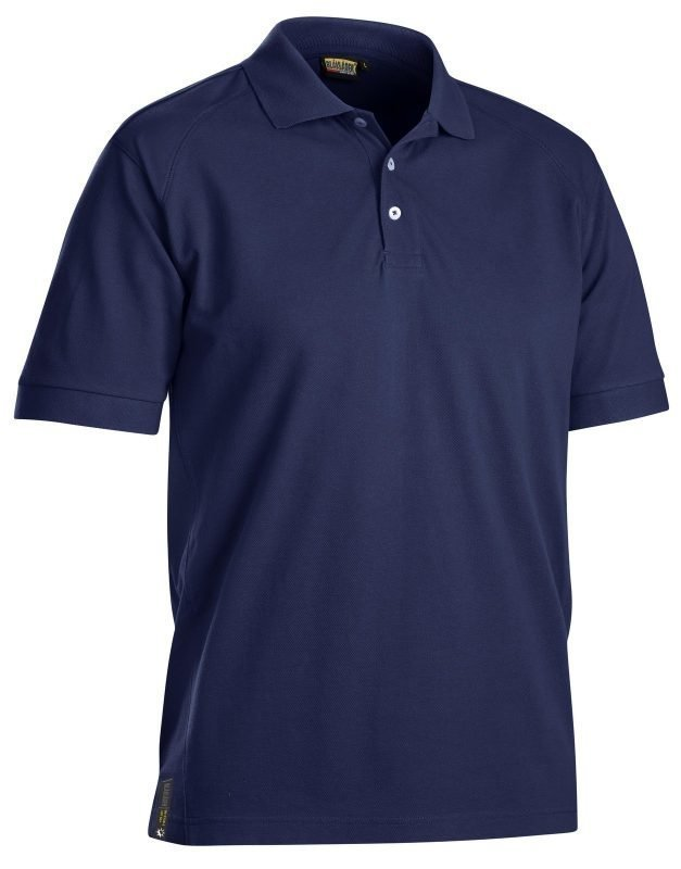 Blåkläder Functional piképaita UV-suojattu  Mariininsininen