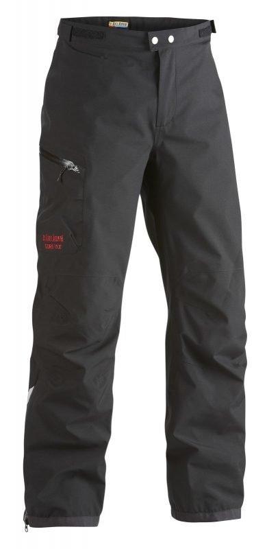 Blåkläder GORE-TEX® 365/24 kuorihousut Musta