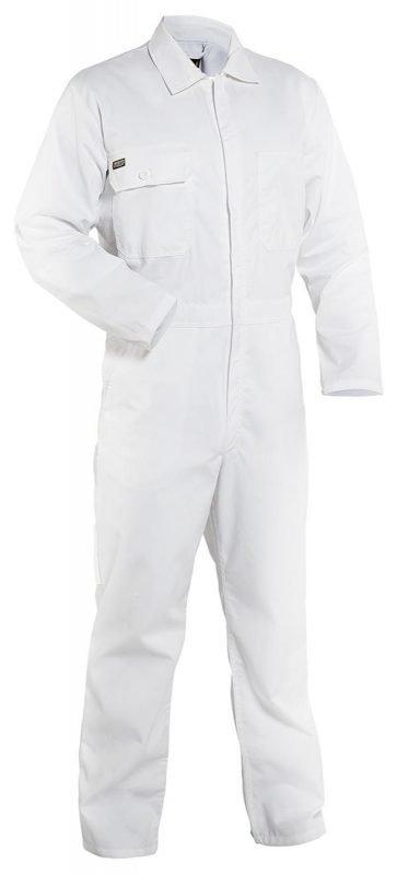Blåkläder Haalari Valkoinen