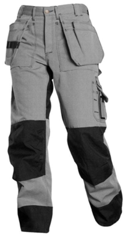 Blåkläder Heavy Duty riipputaskuhousut Harmaa/Musta