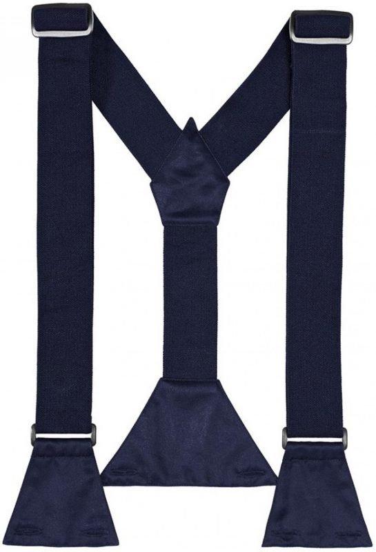 Blåkläder Henkselit housuun 1920 mariininsininen