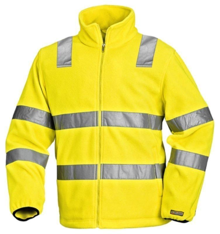 Blåkläder Highvis Fleecepusero Keltainen
