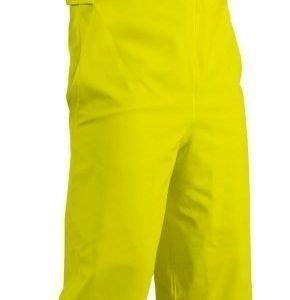 Blåkläder Highvis Sadehousut Heavy Weight Extreme Keltainen