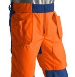 Blåkläder Highvis Talviavohaalari Oranssi/Keskisininen
