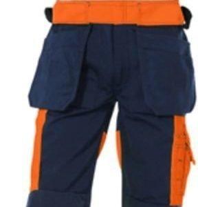 Blåkläder Highvis avohaalari Oranssi/Mariininsininen