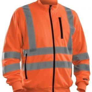 Blåkläder Highvis collegepaita  Oranssi