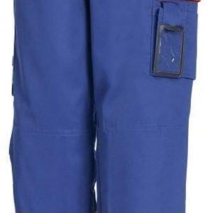 Blåkläder Highvis housut Oranssi/Keskisininen