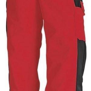 Blåkläder Highvis housut Punainen/Musta