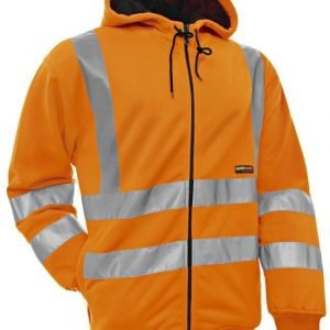 Blåkläder Highvis huppari Oranssi