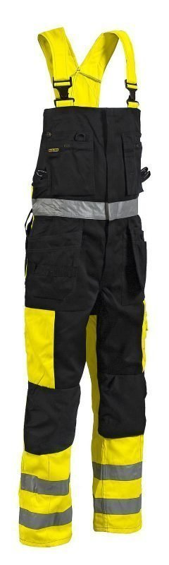Blåkläder Highvis lappuhaalari Keltainen/Musta