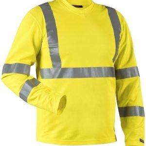 Blåkläder Highvis paita UV-suojattu Keltainen