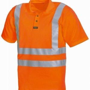 Blåkläder Highvis piképaita Oranssi