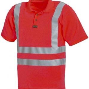Blåkläder Highvis piképaita Punainen