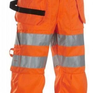 Blåkläder Highvis piraattihousut Oranssi