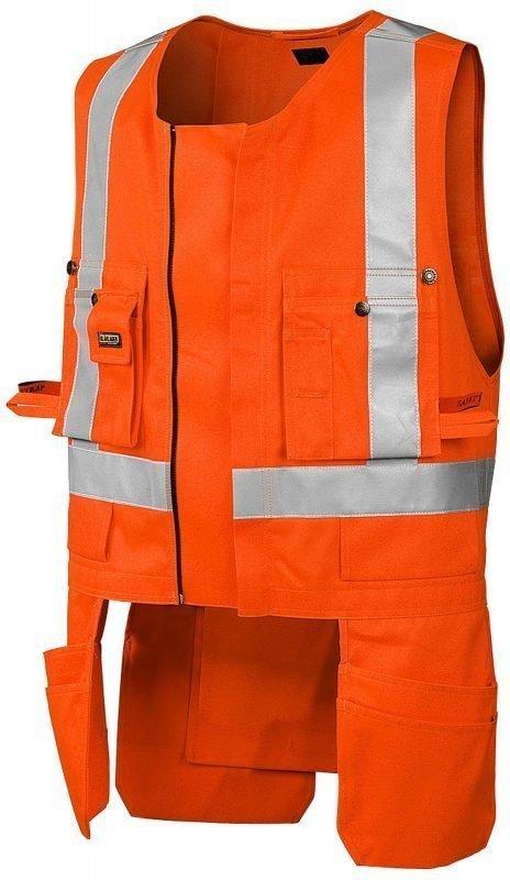Blåkläder Highvis riipputaskuliivi Oranssi