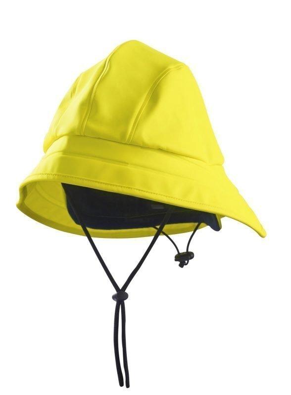 Blåkläder Highvis sadehattu Keltainen