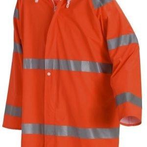 Blåkläder Highvis sadetakki Oranssi