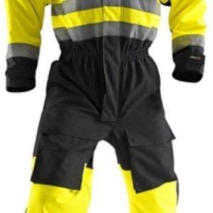 Blåkläder Highvis talvihaalari Keltainen/Musta