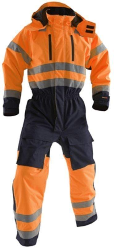 Blåkläder Highvis talvihaalari Oranssi/Mariininsininen