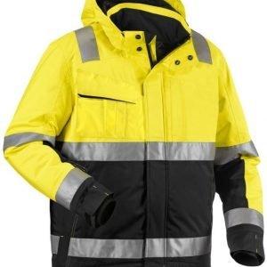 Blåkläder Highvis talvitakki Keltainen/Musta