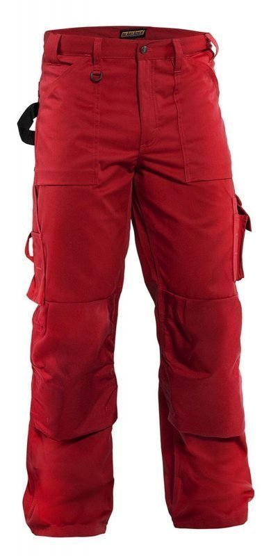 Blåkläder Housut Punainen