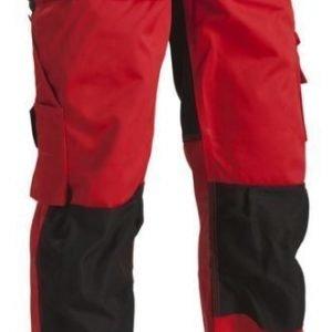 Blåkläder Housut Punainen/Musta