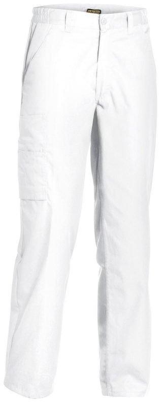 Blåkläder Housut Valkoinen