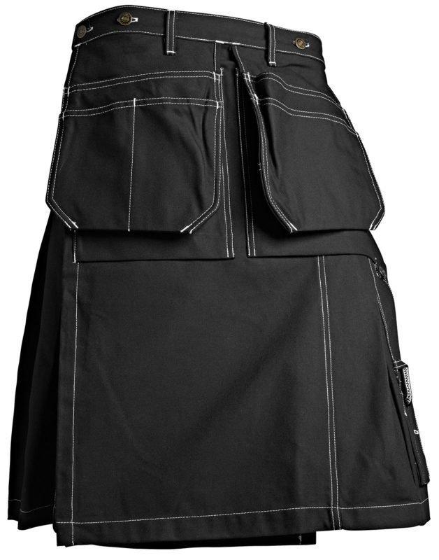 Blåkläder Kiltti Musta