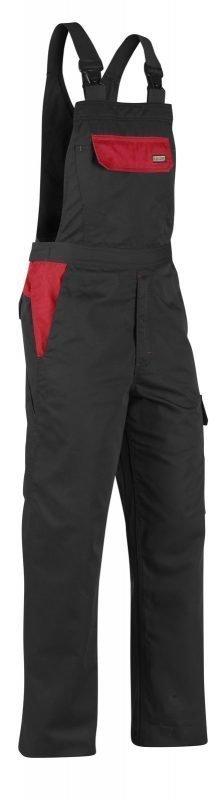 Blåkläder Lappuhaalari Musta/Punainen