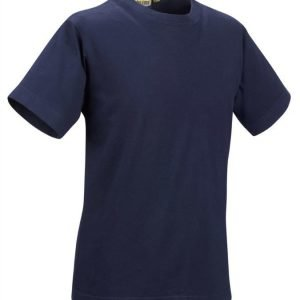 Blåkläder Lasten T-paita Mariininsininen