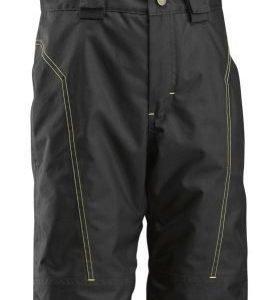 Blåkläder Lasten talvihousut Musta/Keltainen