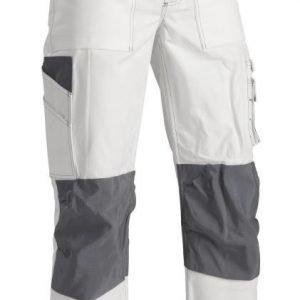Blåkläder Maalarin housut Valkoinen