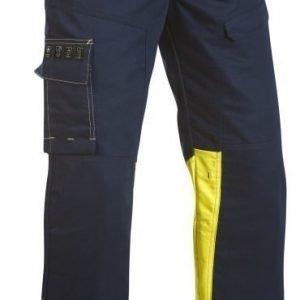 Blåkläder Multinorm housut Mariininsininen/Keltainen