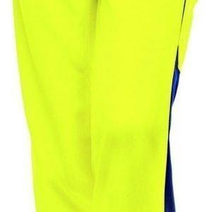Blåkläder Naisten Highvis housut Keltainen/Mariininsininen