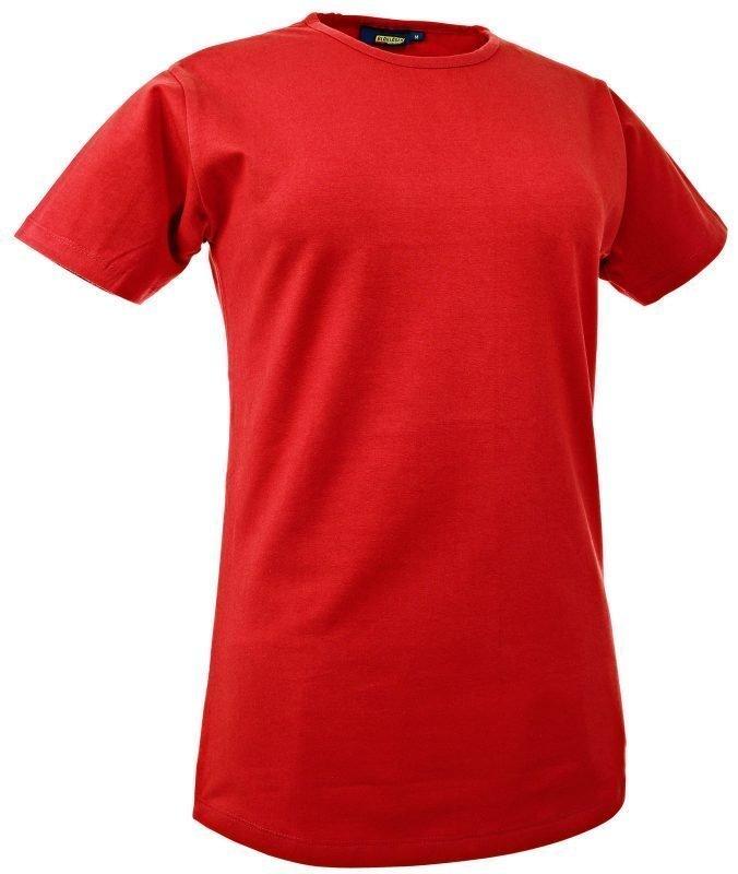Blåkläder Naisten T-paita Punainen