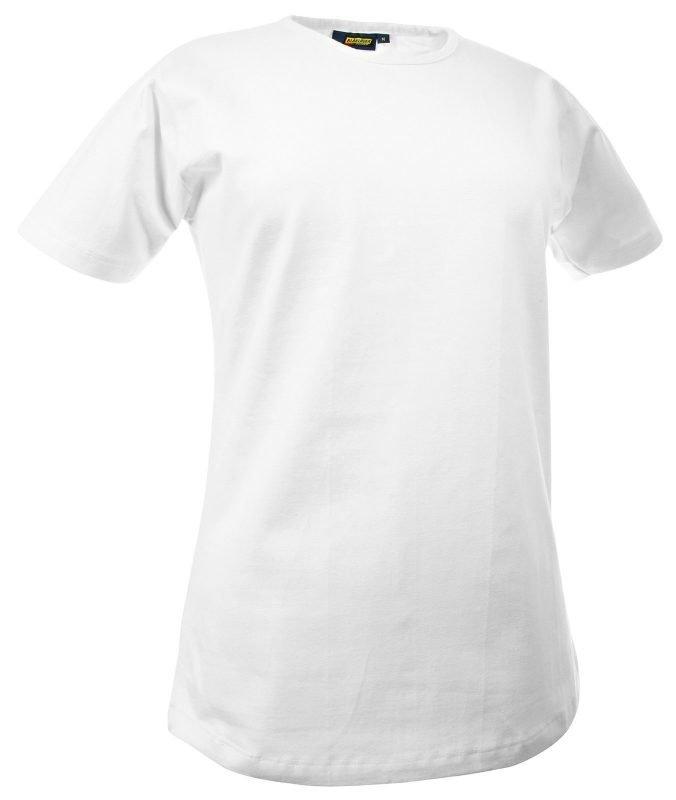 Blåkläder Naisten T-paita Valkoinen