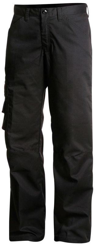 Blåkläder Naisten housut Musta