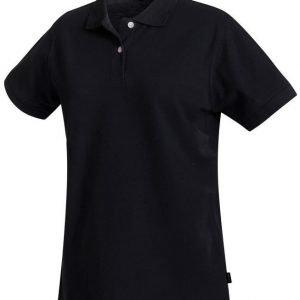 Blåkläder Naisten piképaita Musta