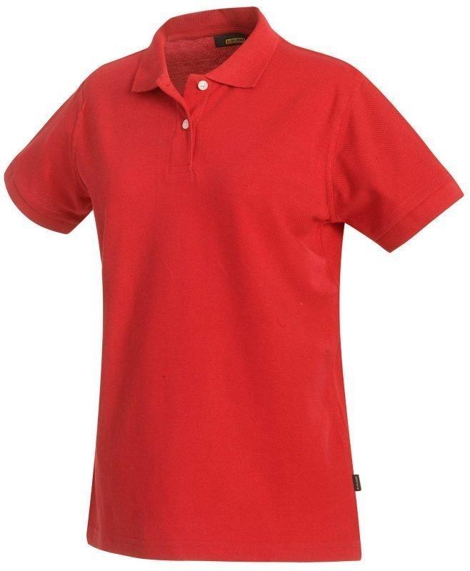 Blåkläder Naisten piképaita Punainen